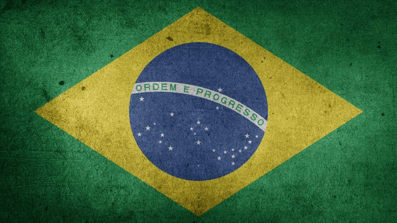 Maritime transport to Brazil
