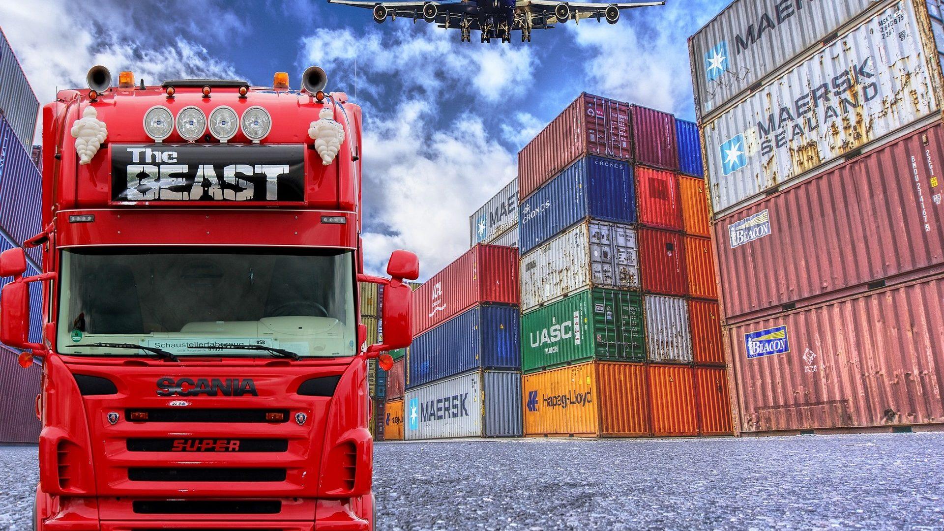 Agencia de carga internacional