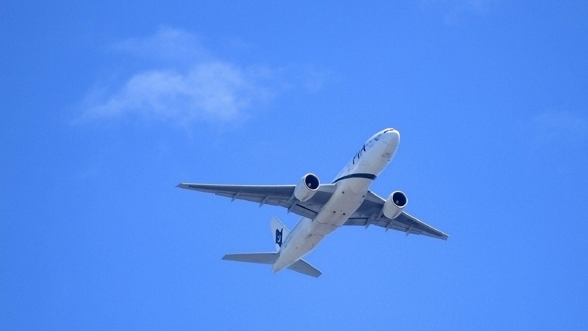 Transporte aéreo internacional