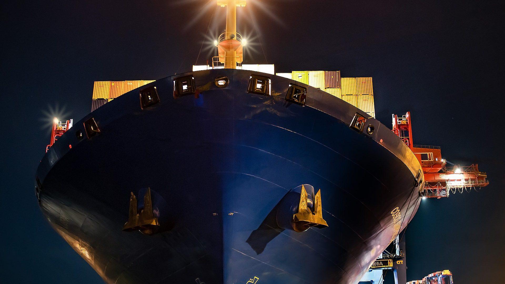Transporte marítimo internacional de mercancías