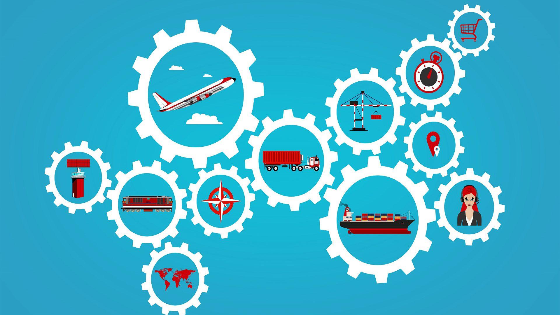 Agencia de transporte internacional