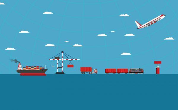Empresas de logística y transporte internacional