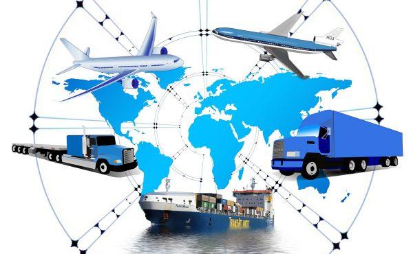 Empresa de carga internacional