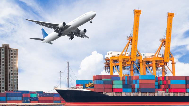 Empresa logística internacional