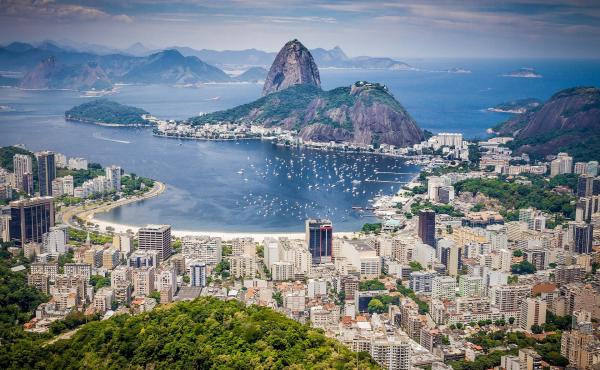 Transporte internacional Brasil