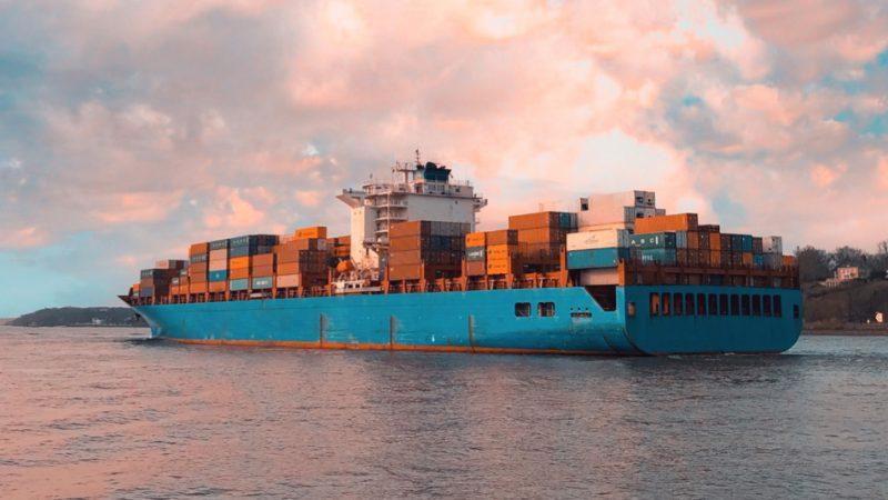 Transporte alimentos importación y exportación