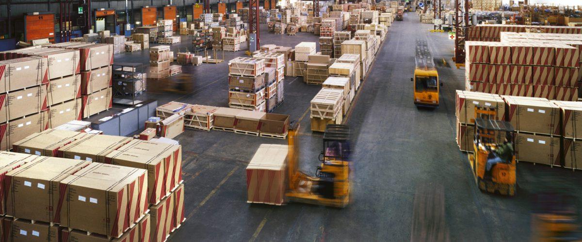 Almacén auditoría aduanera