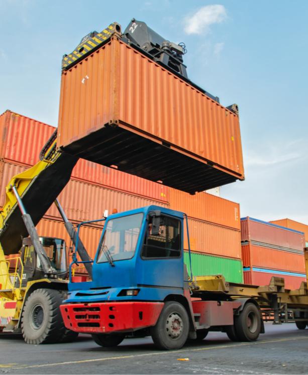 Container deposito aduanero