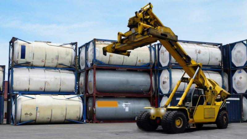 Especialistas en el transporte de mercancías peligrosas