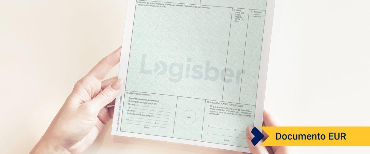 Documento EUR Logisber