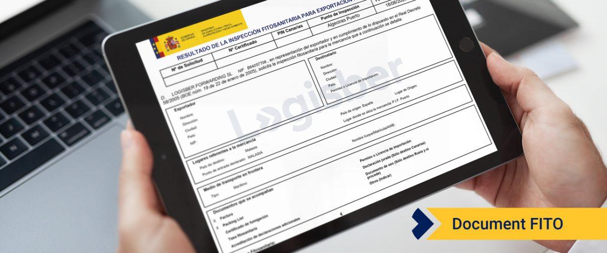 Document FITO Logisber