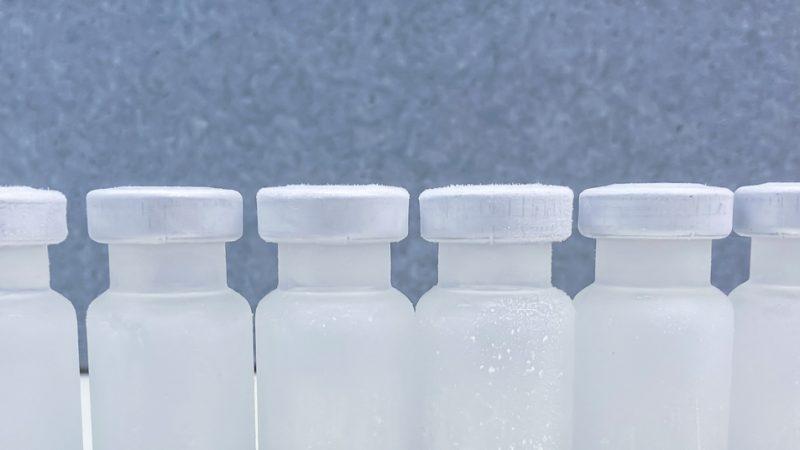 Protección de logística farmacéutica