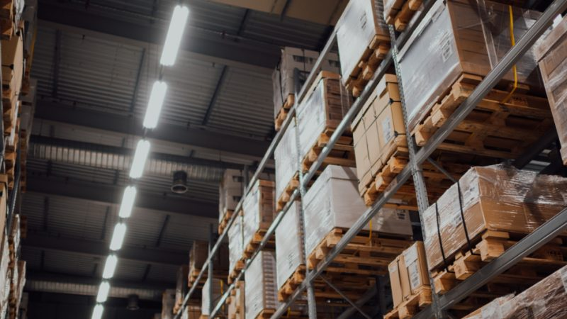 Referentes en local autorizado mercancías exportación