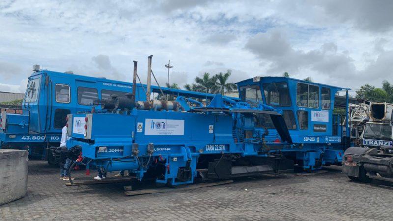 Transporte maquinaria internacional