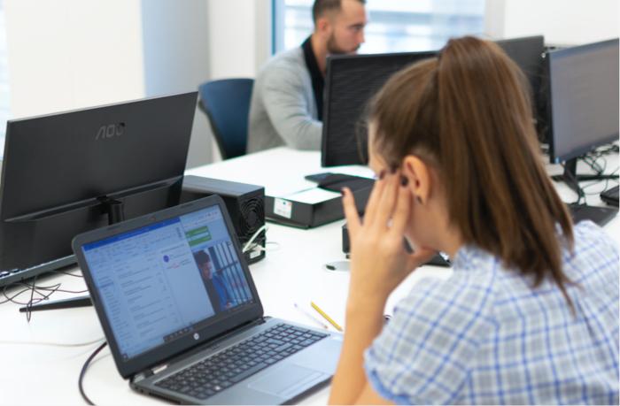 Oficinas logisber ordenador