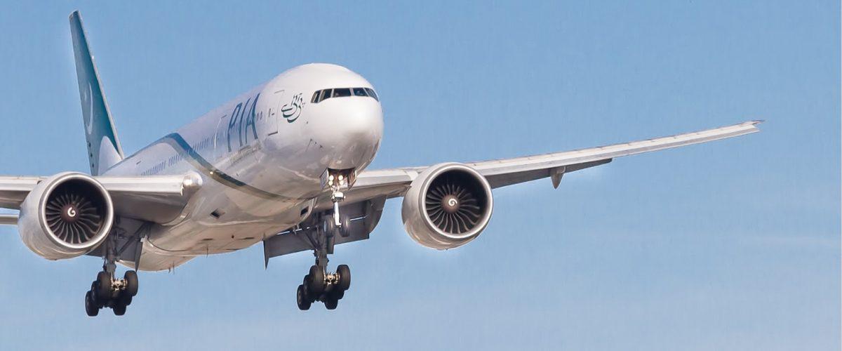 Transporte internacional aire