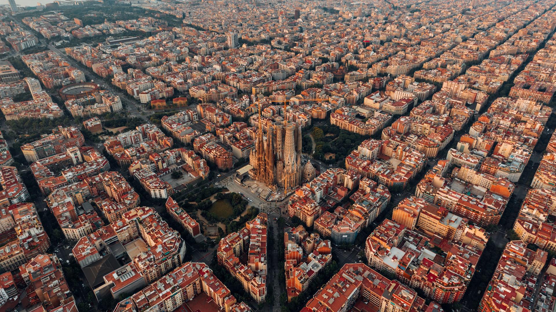Transitario Aereo Barcelona
